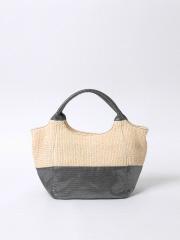 interstaple - 【販売店舗限定】SOEUR/切り替えくり手ミニトートバッグ