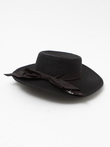 ★後ろリボンカンカン帽
