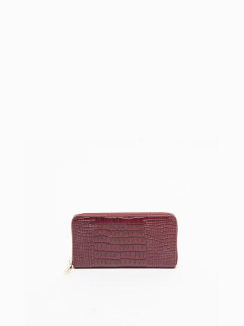 Isabella/クロコエンボス長財布
