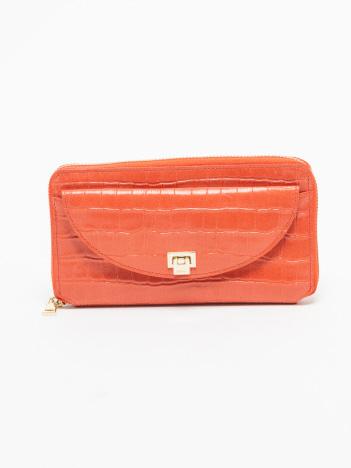 OUTLET (Ladie's) - ラウンドフラップ長財布