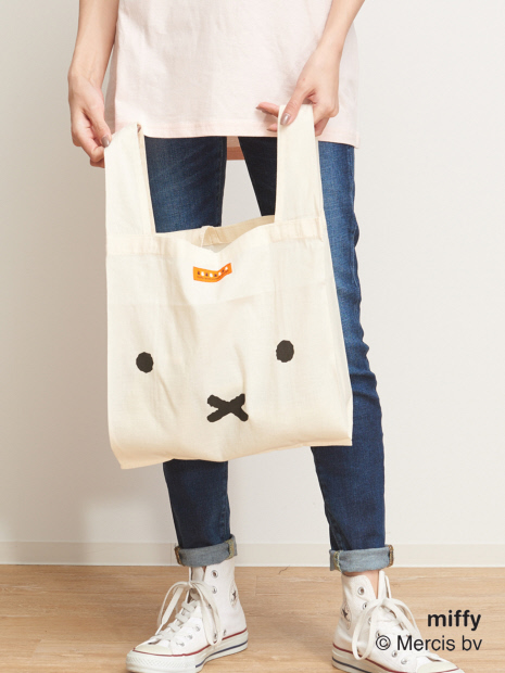 ★miffyTシャツ+マルシェバッグセット