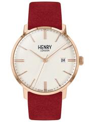 ★HENRY LONDON / 腕時計-REGENCY SUEDE-【予約】