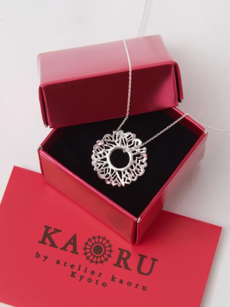 ★KAORU/TRIBALネックレスL70
