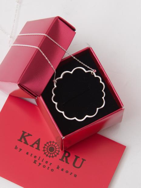 ★KAORU/MIMOSAネックレスL70