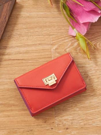 薄型三つ折り財布