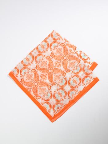 OUTLET (Ladie's) - ★LELLE/ペイズリー柄スカーフ