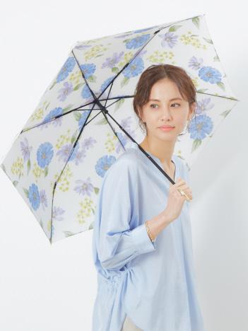 LOWELL Things - ★折りたたみ傘/ブルーミングフラワー