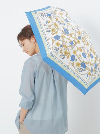 LOWELL Things - ★折りたたみ傘/スカーフプリント