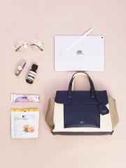 ●【WEB限定商品】フラップトートバッグ ミニ