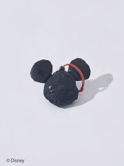 ●【LOWELL限定/Disneyデザインアイテム】ミッキー/総柄BIG ECOバッグ