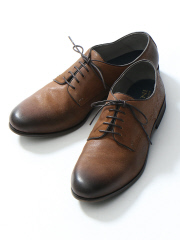 alfredoBANNISTER (MEN'S) - 踏み履きプレーントゥシューズ