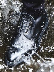 alfredoBANNISTER (MEN'S) - 【透湿防水/軽量】編み上げブーツ