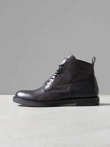 alfredoBANNISTER (MEN'S) - 染めヒール切替ブーツ