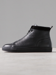 alfredoBANNISTER (MEN'S) - ZIPハイカットスニーカー
