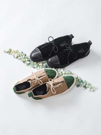 alfredoBANNISTER (MEN'S) - 【alfredoBANNISTR× SLACK FOOTWEAR】コラボレーション ENWRAP別注モデル