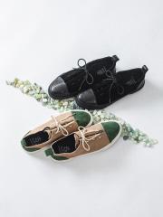 【alfredoBANNISTR× SLACK FOOTWEAR】コラボレーション ENWRAP別注モデル【予約】