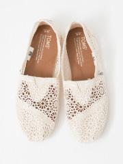 PICHE ABAHOUSE - TOMS moroccan crochet