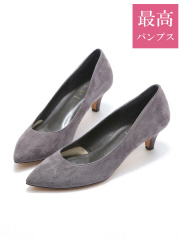 PICHE ABAHOUSE - 【最高パンプス】 美脚×快適 fluffy fit 5cmヒール