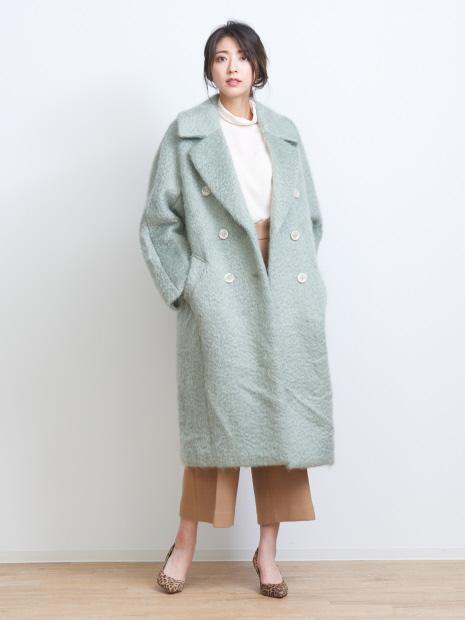 【最高パンプス】 美脚×快適 fluffy fit 7cmヒール