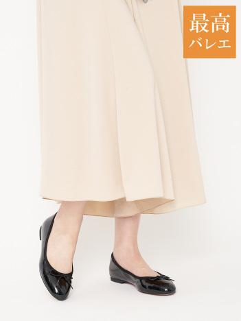 【最高バレエ】ラウンド バレエシューズ
