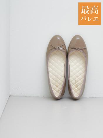 PICHE ABAHOUSE - 【最高バレエ】ラウンド バレエシューズ【予約】