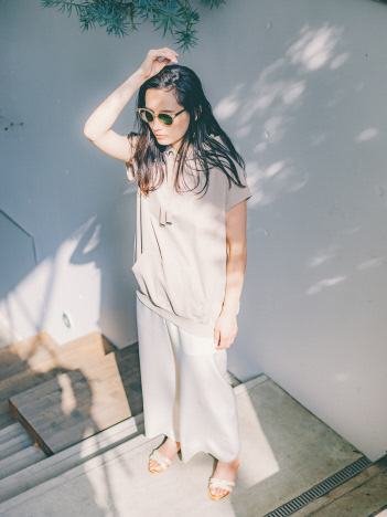 【ロングヒットアイテム】アンクルストラップサンダル