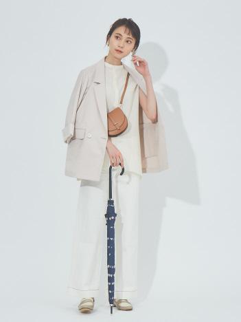 【ロングヒット/晴雨兼用】生活防水ローファー