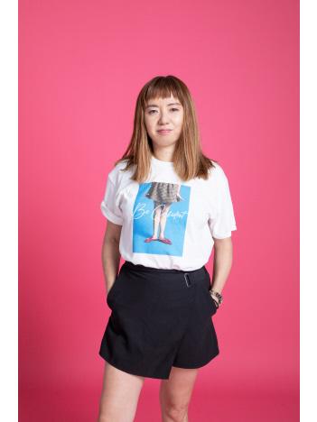 LAROUTE - 【Coz×Yuji Takeuchi×LAROUTE】Collaboration Photo T-shirt【予約】