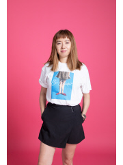 【Coz×Yuji Takeuchi×LAROUTE】Collaboration Photo T-shirt