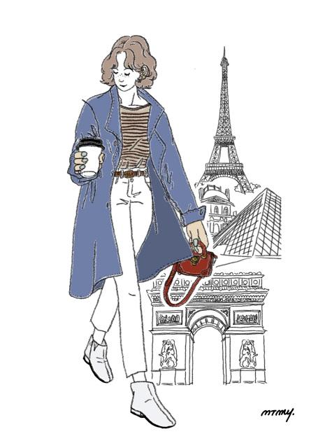 【最高ブーツ/パリ】ローヒールスクエアトゥブーツ