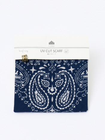 collex - リング付き UVスカーフ