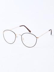 collex - ラウンド型メガネ