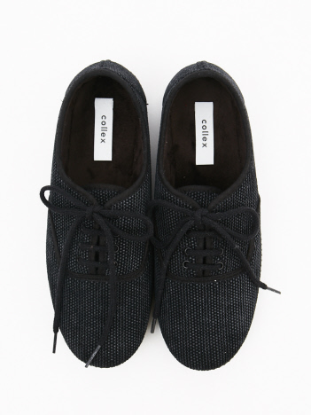 【collex】BLUCHER LACE UP SHOES