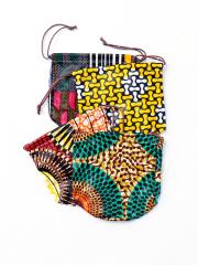 collex - 【KANGA/カンガ】 巾着バッグ