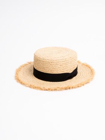 collex - IMP COLXラフィアカンカン帽