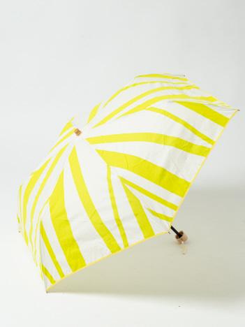 【晴雨兼用】折り畳み傘モダンストライプ