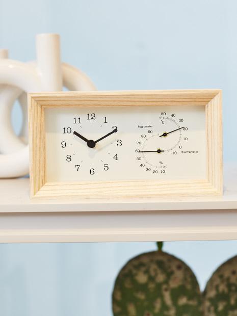 LEM FRAME温室時計