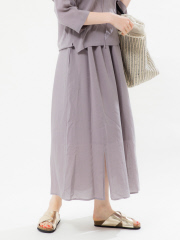 collex - スリットロングスカート