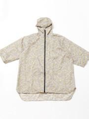 collex - WP・COLX袖付ポンチョ