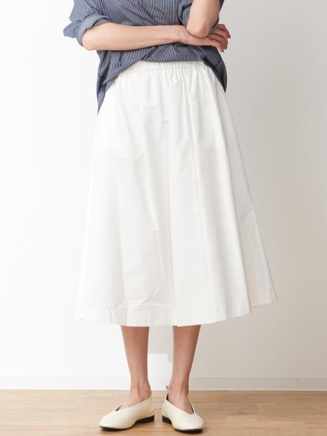 綿ナイロンダンプスカート