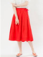 collex - 綿麻スカート