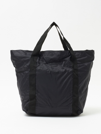 【collex×kiu】パッカブルレイントートバッグ