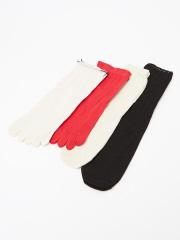 collex - 冷えとり重ね履き靴下