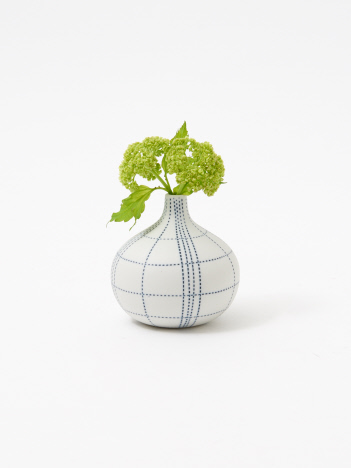 collex - フラワーベース dorop vase dotline