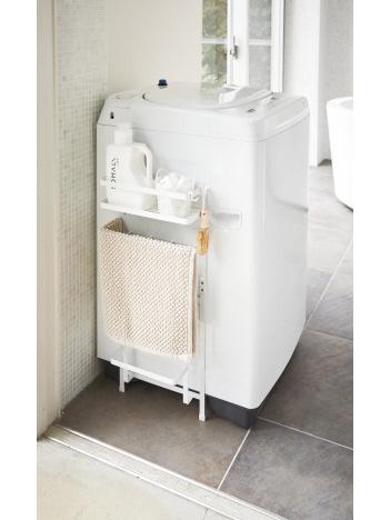 collex - 【tower】洗濯機横マグネット収納ラック