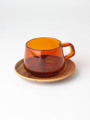 collex - 4)KIN SEPIAカップ&ソーサー270ml