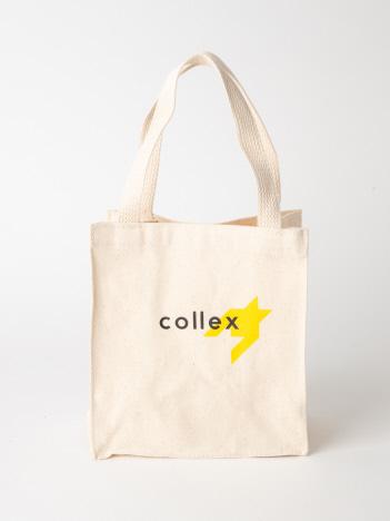 collex - 【オリジナル】collexロゴトート