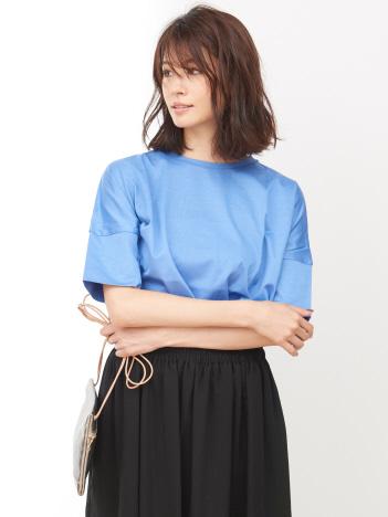 collex - 綿シルケット天竺Tシャツ