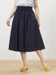 collex - ミモレギャザースカート