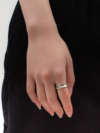 THE STORE by C' - 【DINEH】Cedar Ring